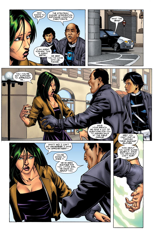 Read online Amazing Fantasy (2004) comic -  Issue #9 - 13