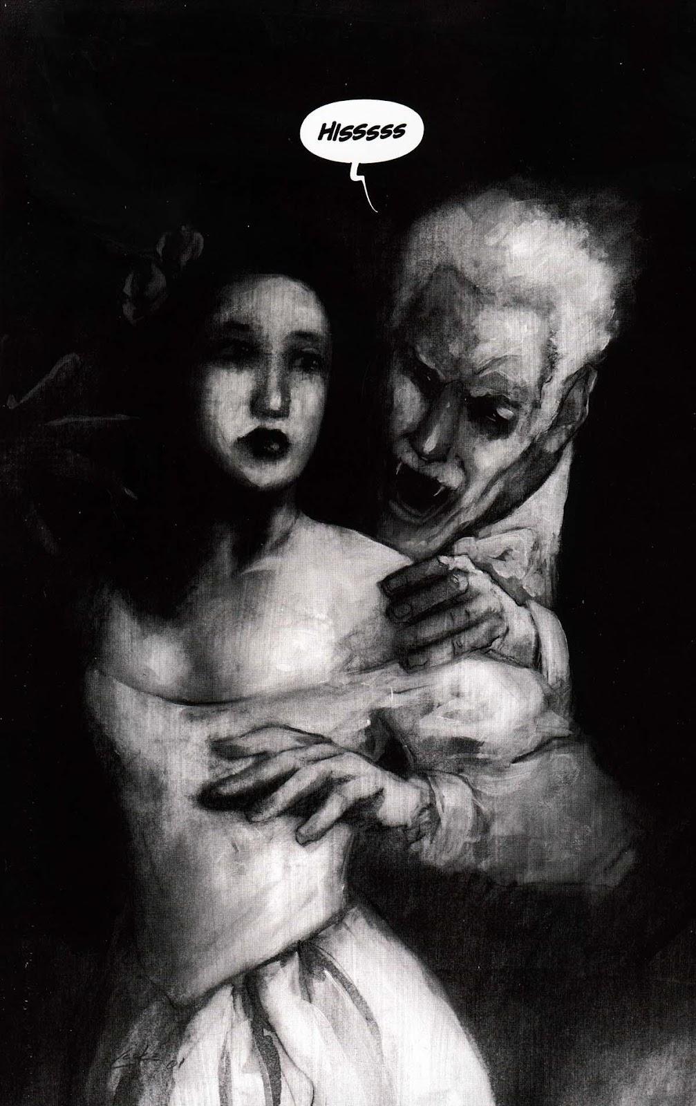 Read online Vampire the Masquerade comic -  Issue # Toreador - 3