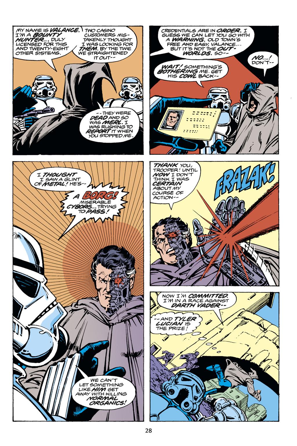 Read online Star Wars Omnibus comic -  Issue # Vol. 14 - 29