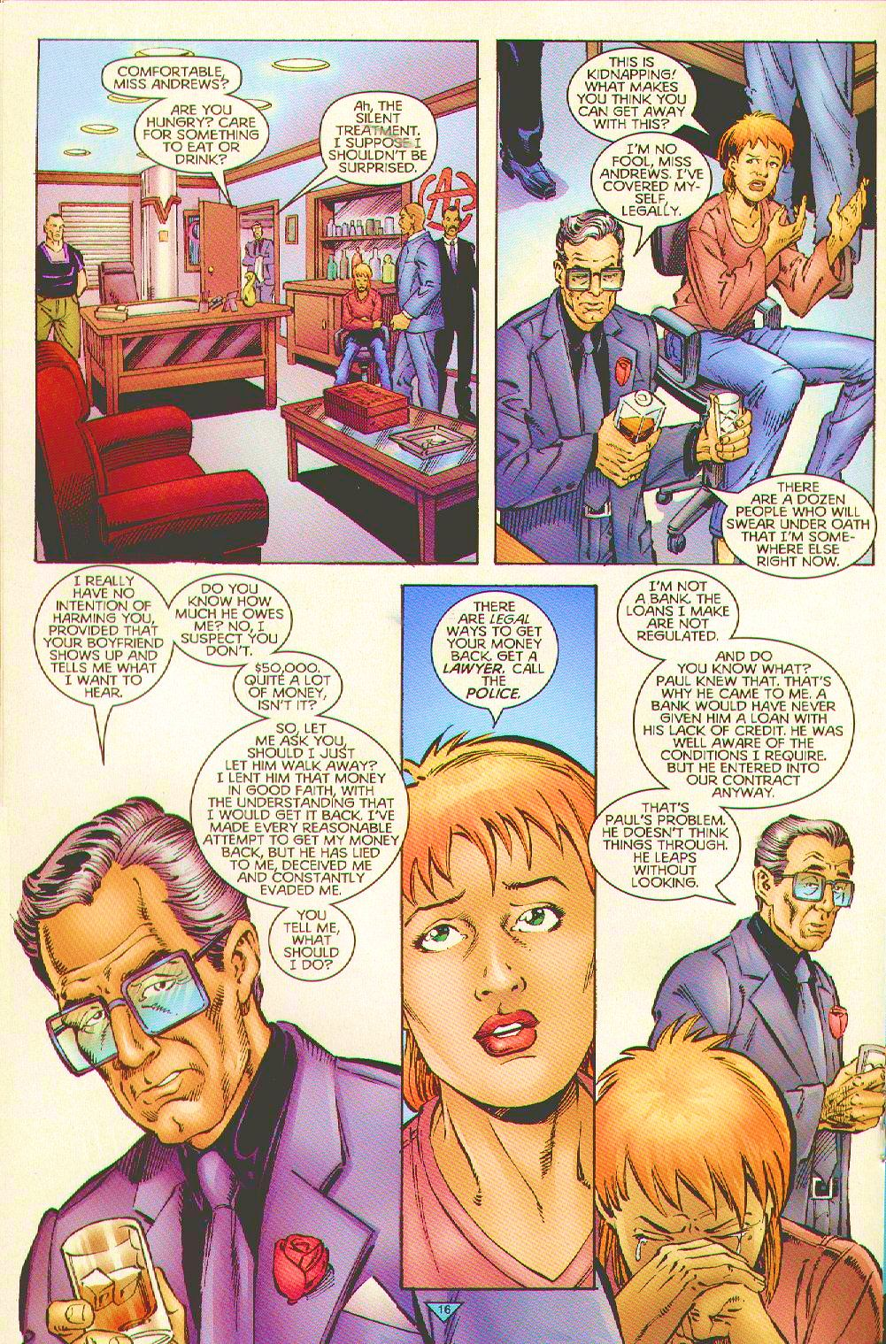 Read online Trinity Angels comic -  Issue #6 - 14