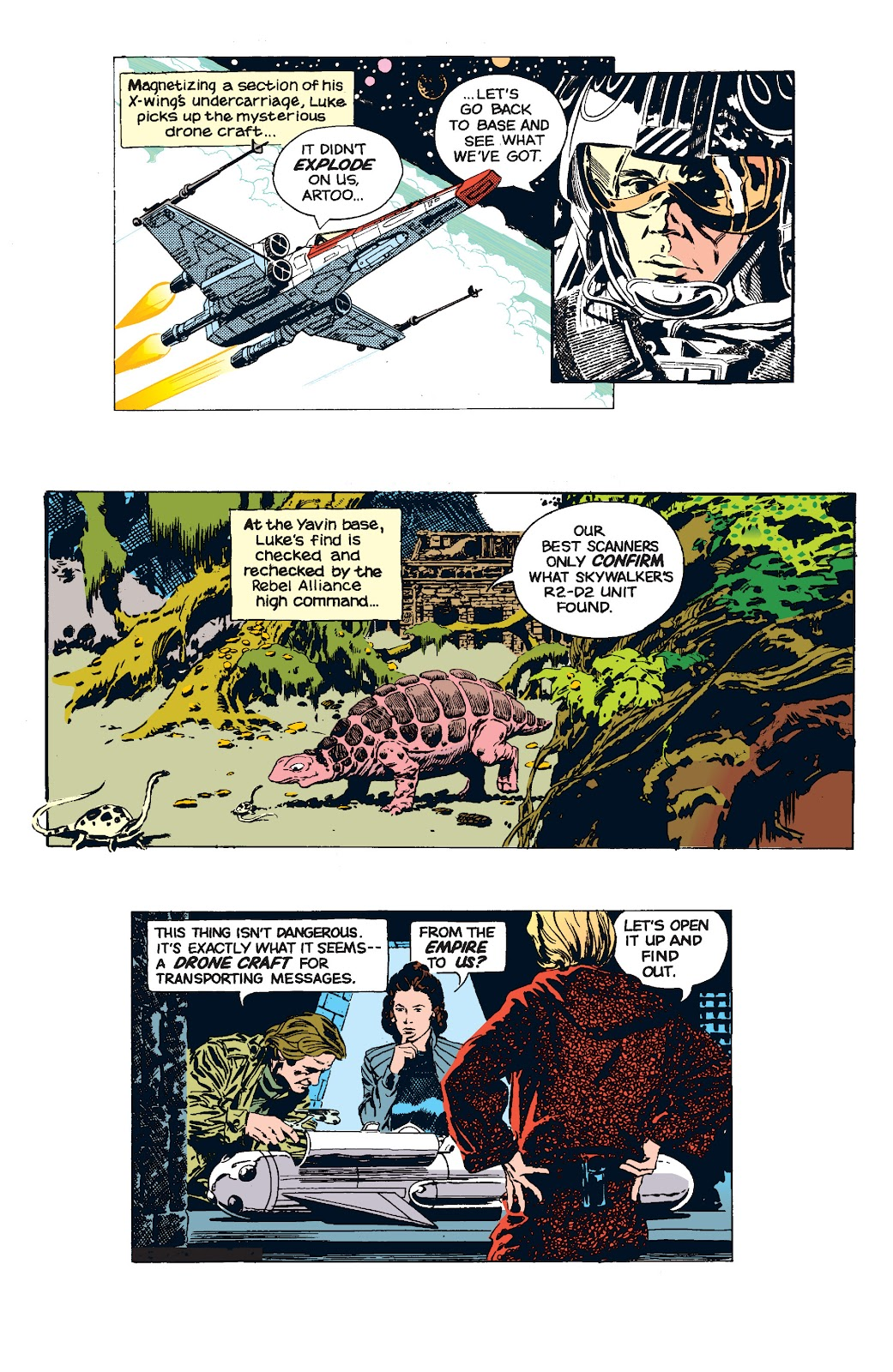 Read online Star Wars Legends: The Newspaper Strips - Epic Collection comic -  Issue # TPB (Part 5) - 31