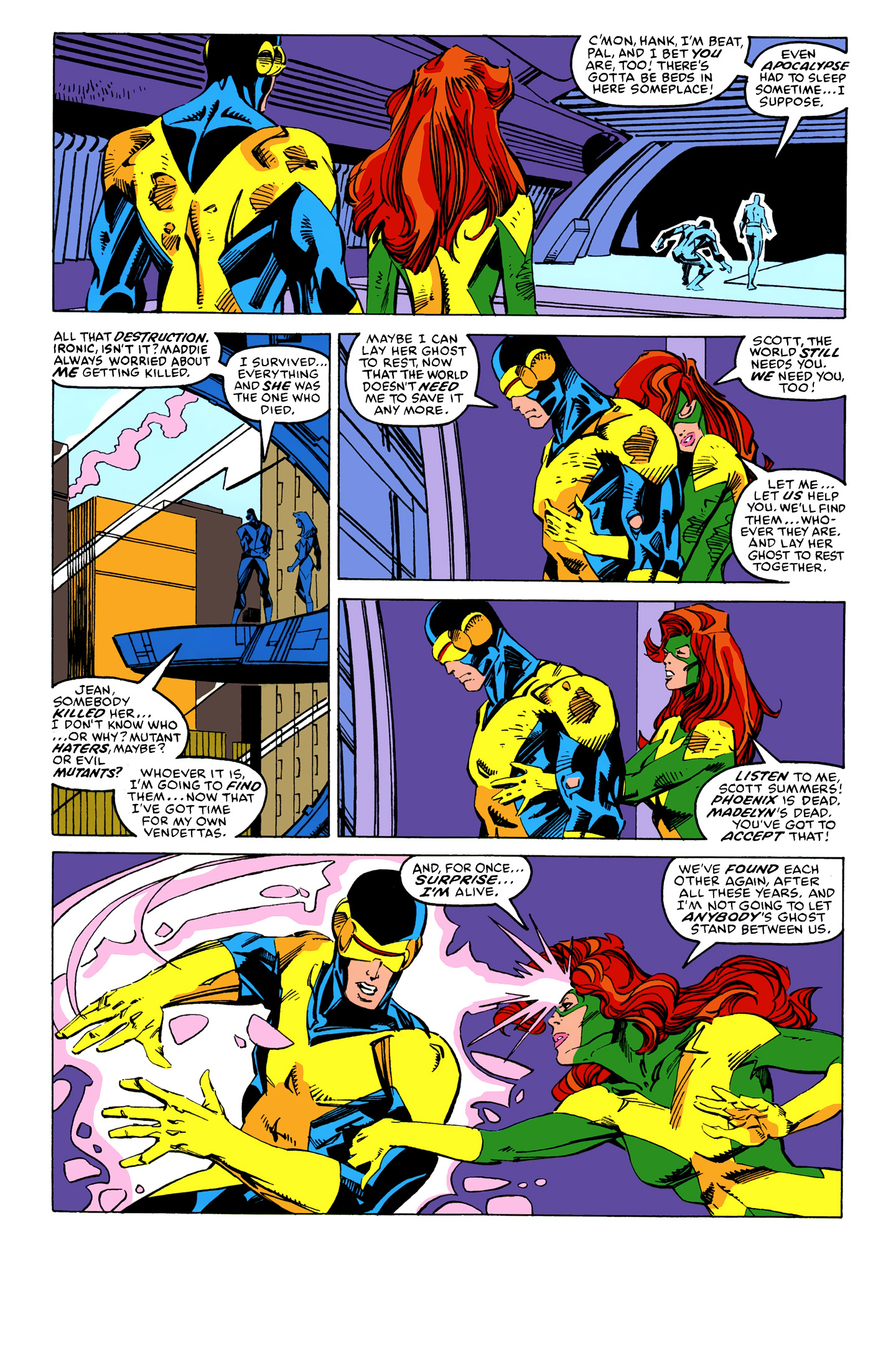 Read online X-Factor (1986) comic -  Issue #26 - 20