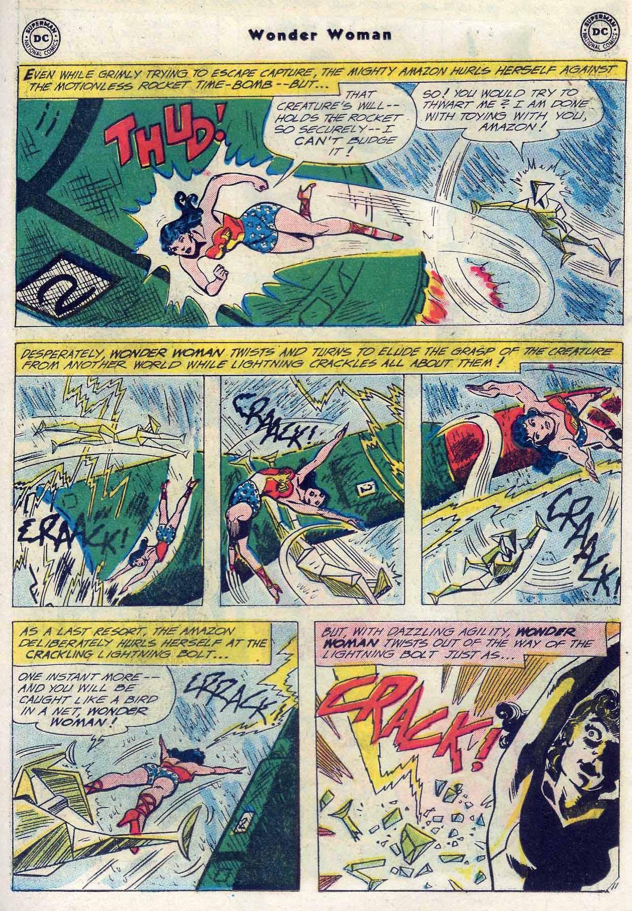 Read online Wonder Woman (1942) comic -  Issue #116 - 31