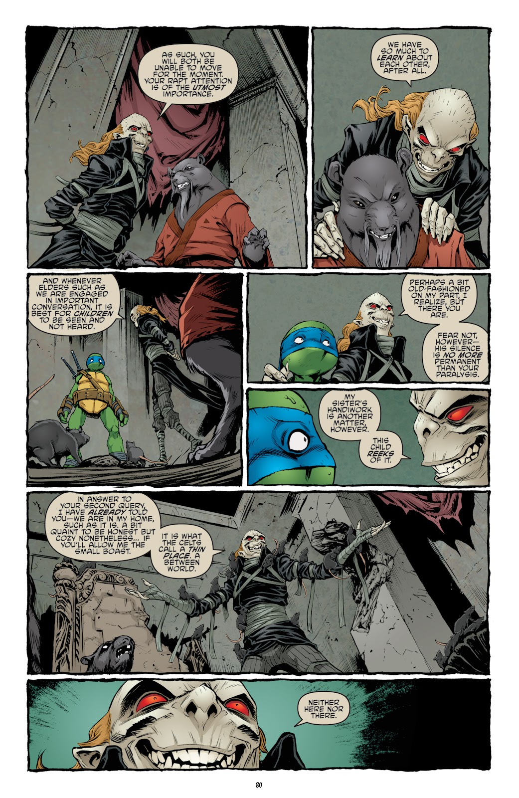 Read online Teenage Mutant Ninja Turtles: The IDW Collection comic -  Issue # TPB 4 (Part 3) - 87