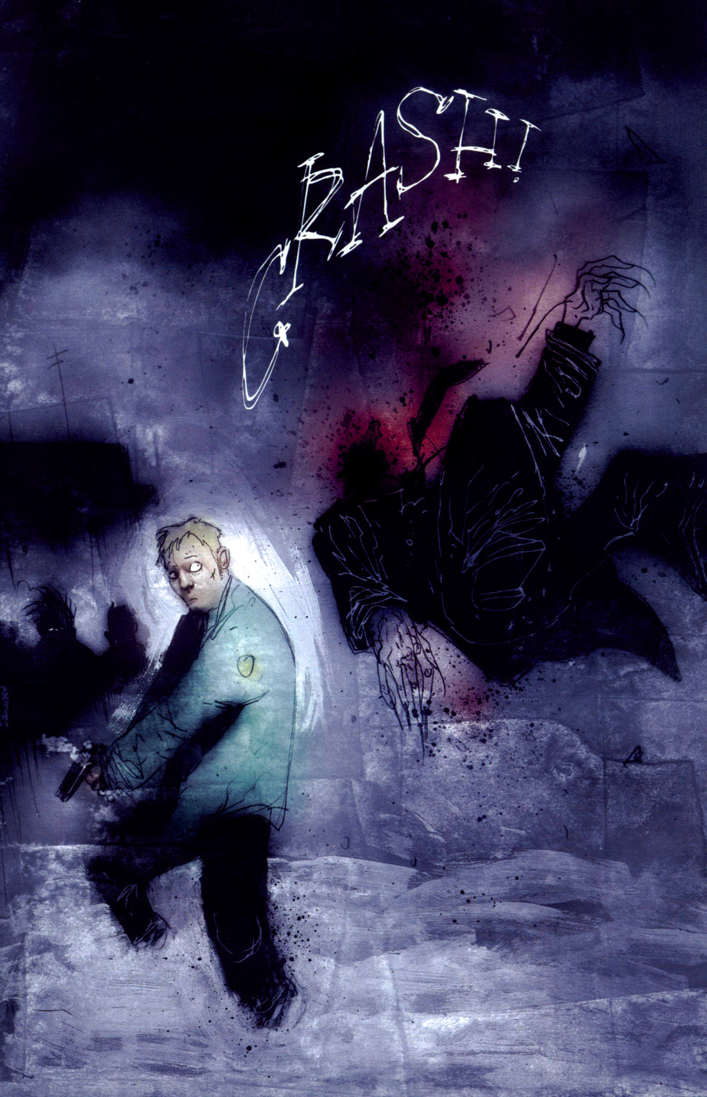 Read online 30 Days of Night: Return to Barrow comic -  Issue #6 - 12