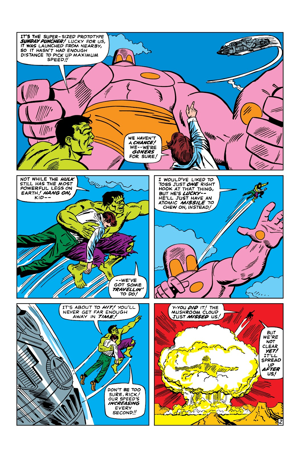Read online Marvel Masterworks: The Incredible Hulk comic -  Issue # TPB 2 (Part 2) - 47