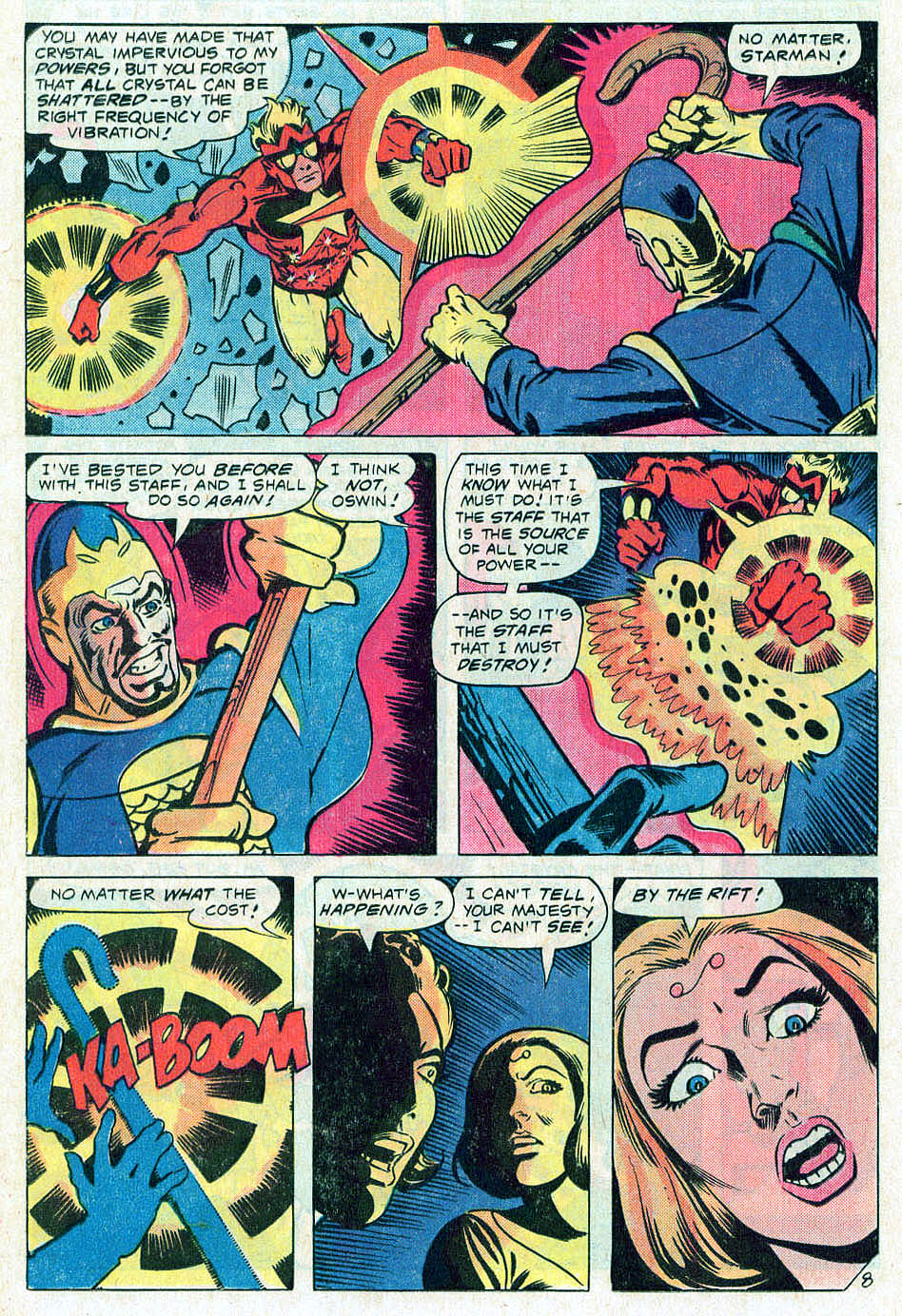Read online Adventure Comics (1938) comic -  Issue #476 - 17