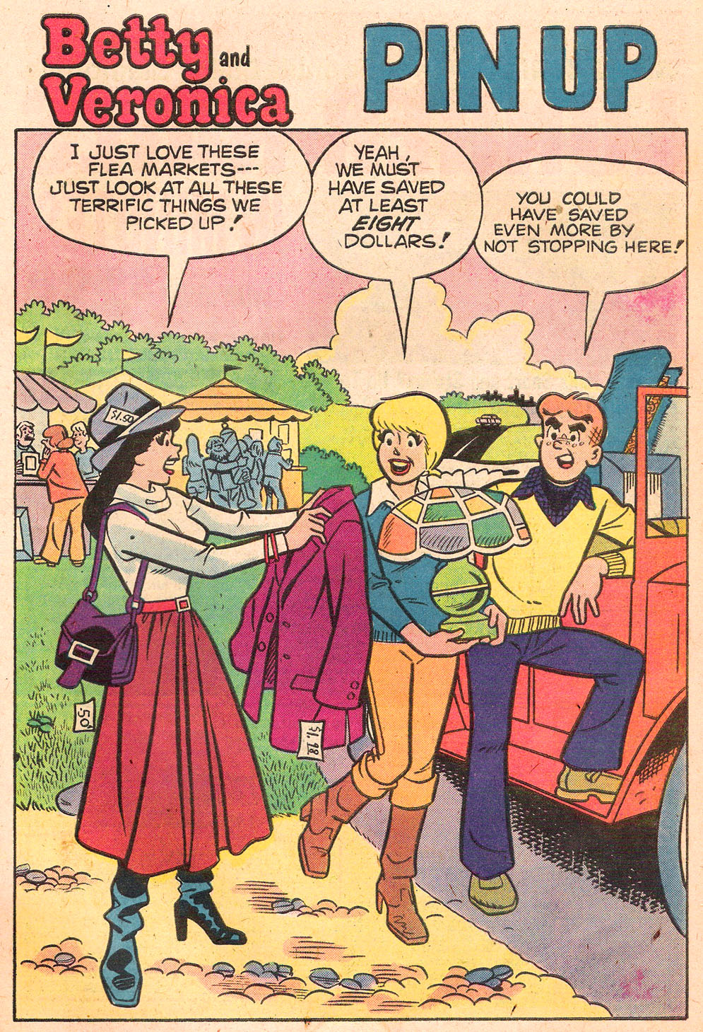 Read online Archie's Girls Betty and Veronica comic -  Issue #280 - 27