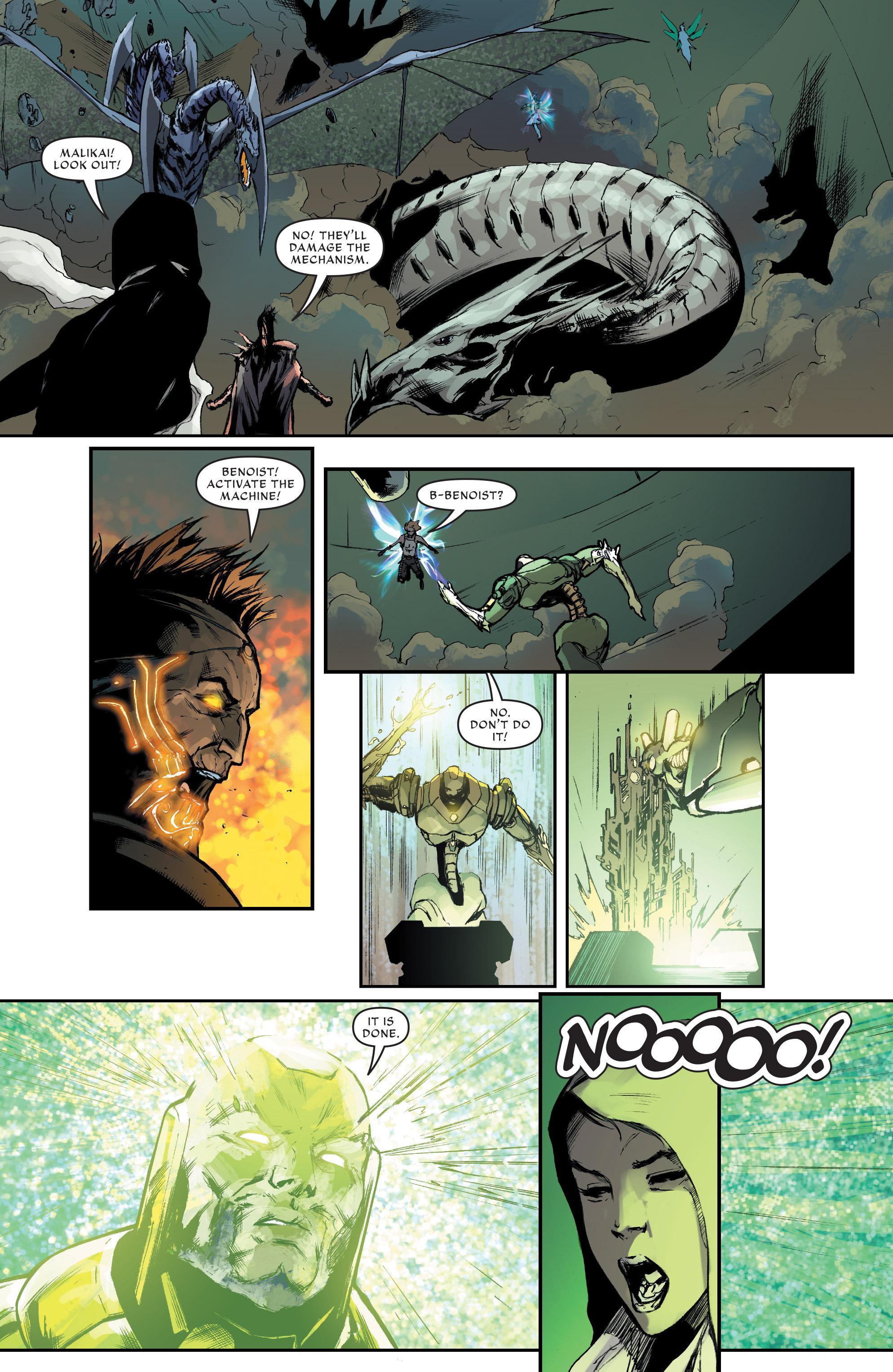 Read online Aspen Universe: Revelations comic -  Issue #2 - 16