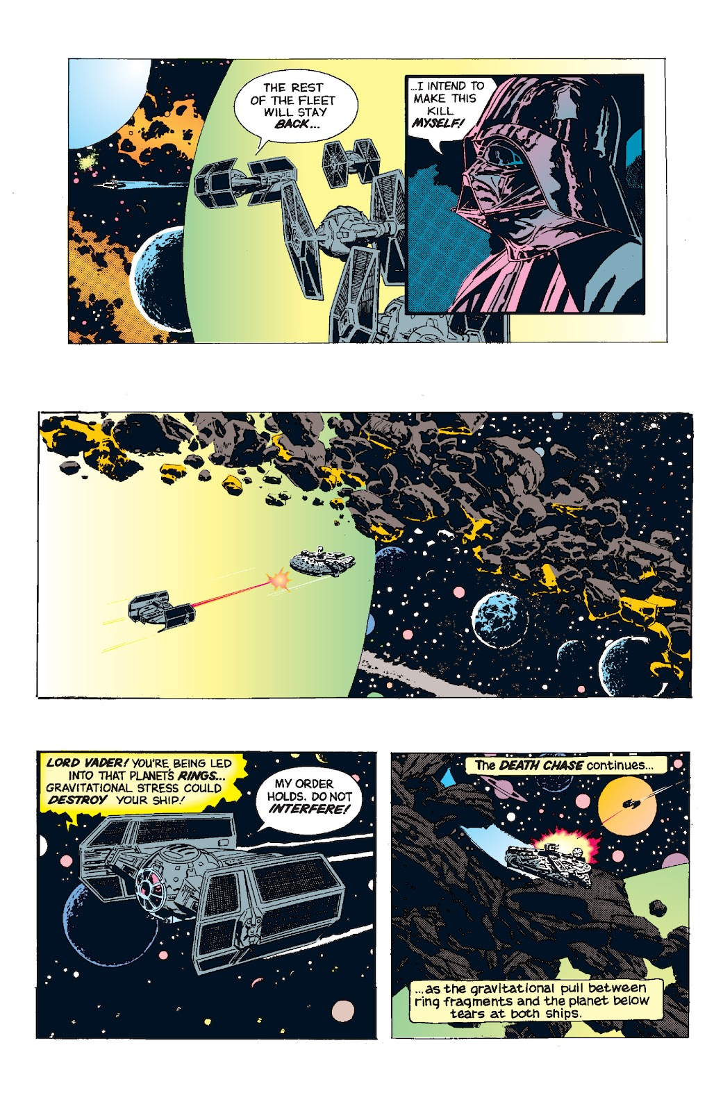 Read online Star Wars Legends: The Newspaper Strips - Epic Collection comic -  Issue # TPB (Part 5) - 24