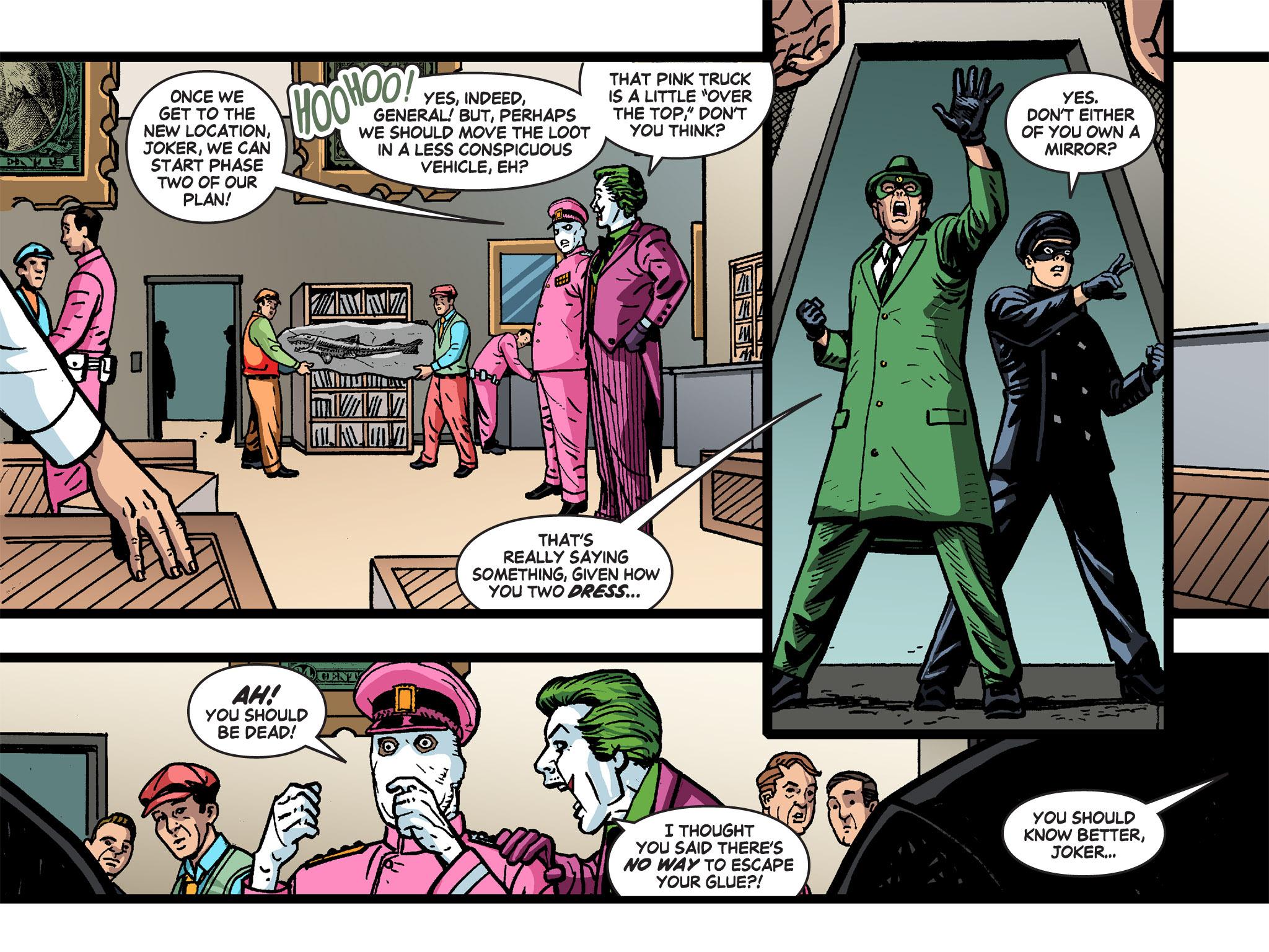 Read online Batman '66 Meets the Green Hornet [II] comic -  Issue #4 - 93