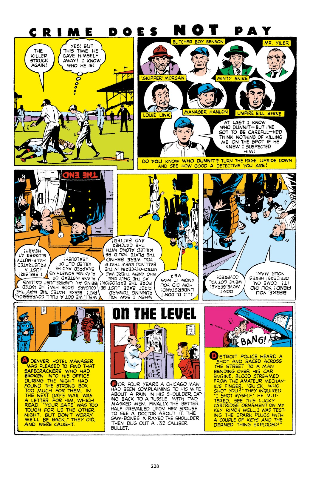 Read online Crime Does Not Pay Archives comic -  Issue # TPB 8 (Part 3) - 29
