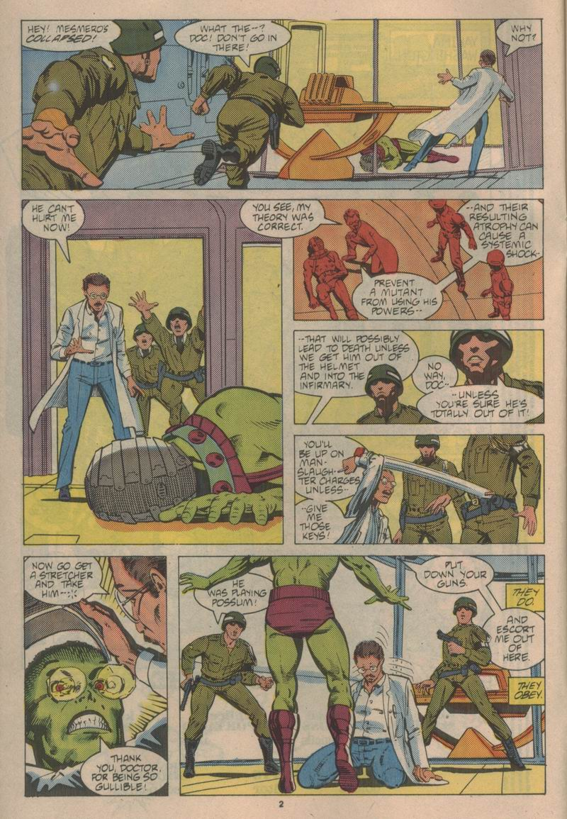 Read online Alpha Flight (1983) comic -  Issue #43 - 3