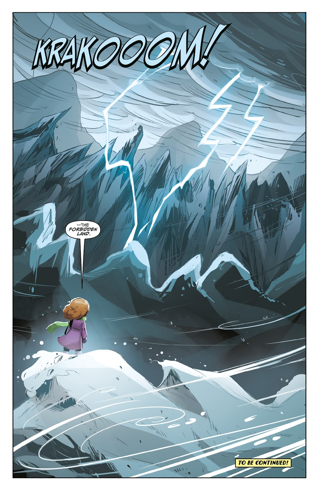 Read online Disney Frozen: The Hero Within comic -  Issue #2 - 22