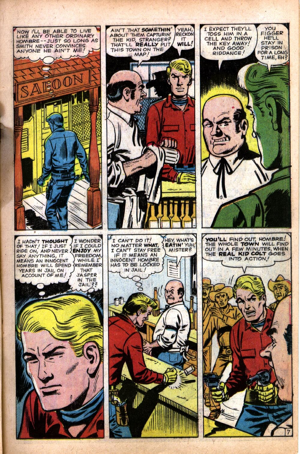 Gunsmoke Western issue 64 - Page 11