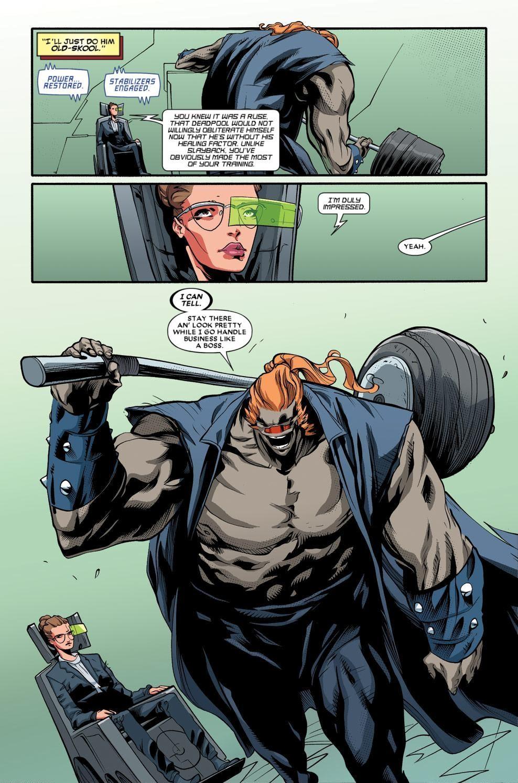 Read online Deadpool (2008) comic -  Issue #63 - 7