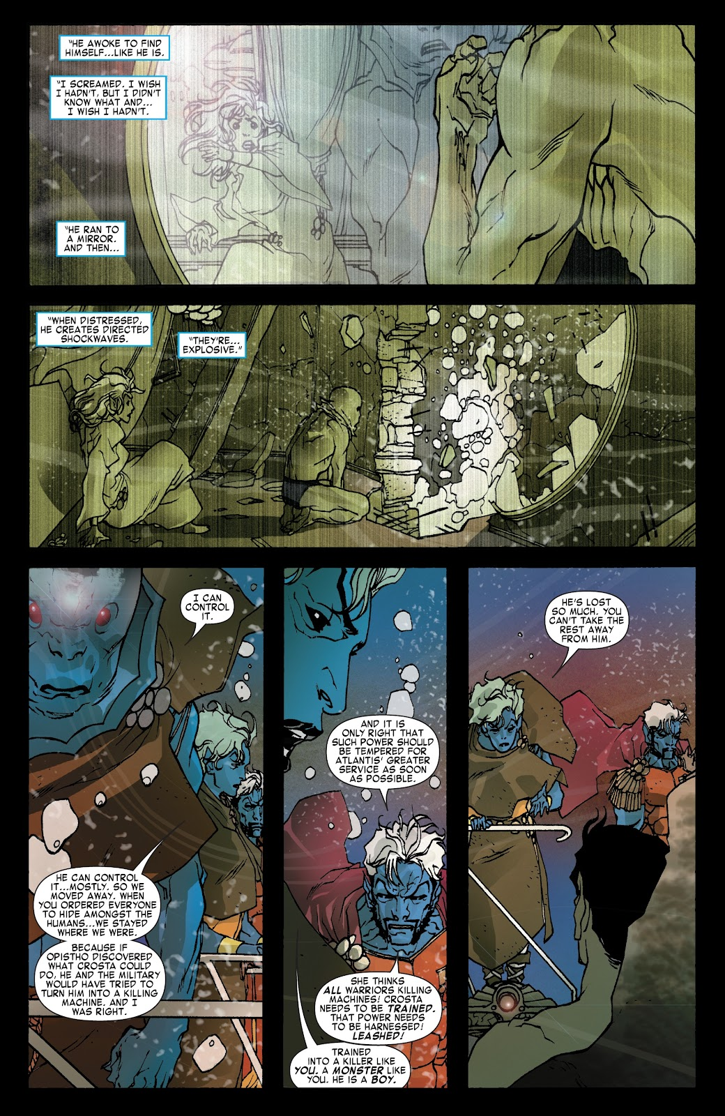 Read online Siege Prelude comic -  Issue # TPB (Part 2) - 3