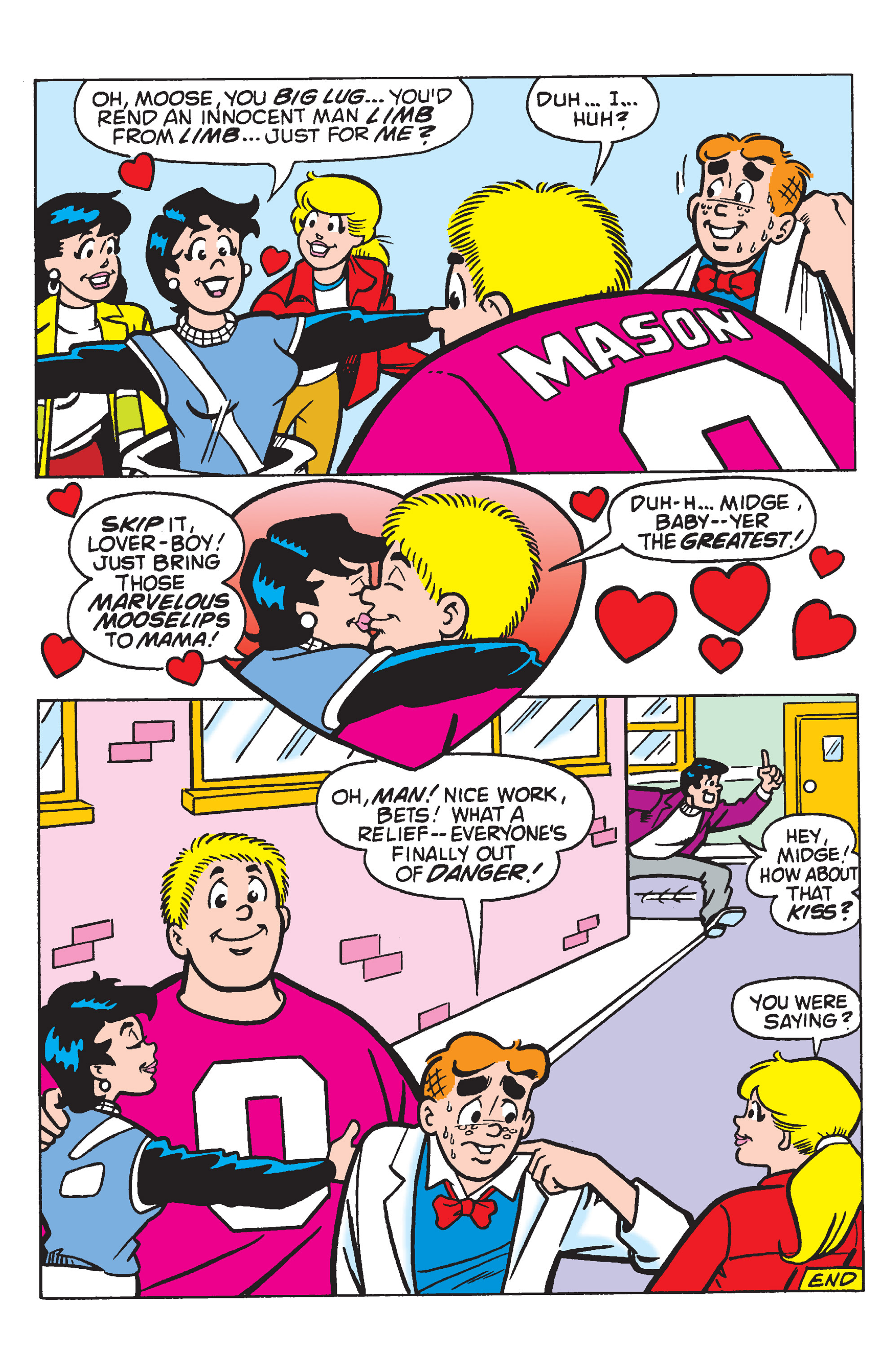 Read online Archie (2015) comic -  Issue #12 - 29