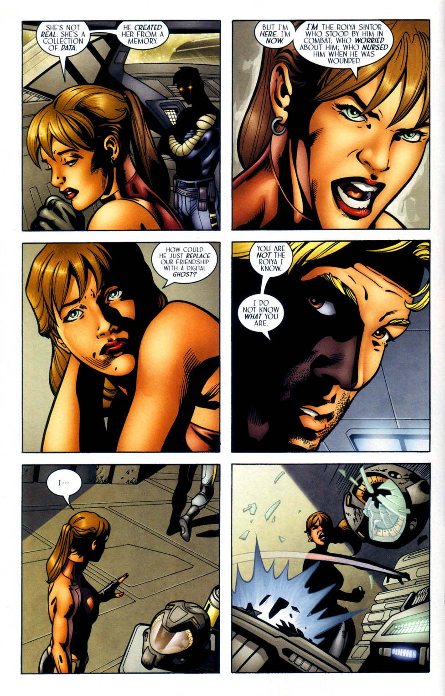 Read online Sigil (2000) comic -  Issue #33 - 12