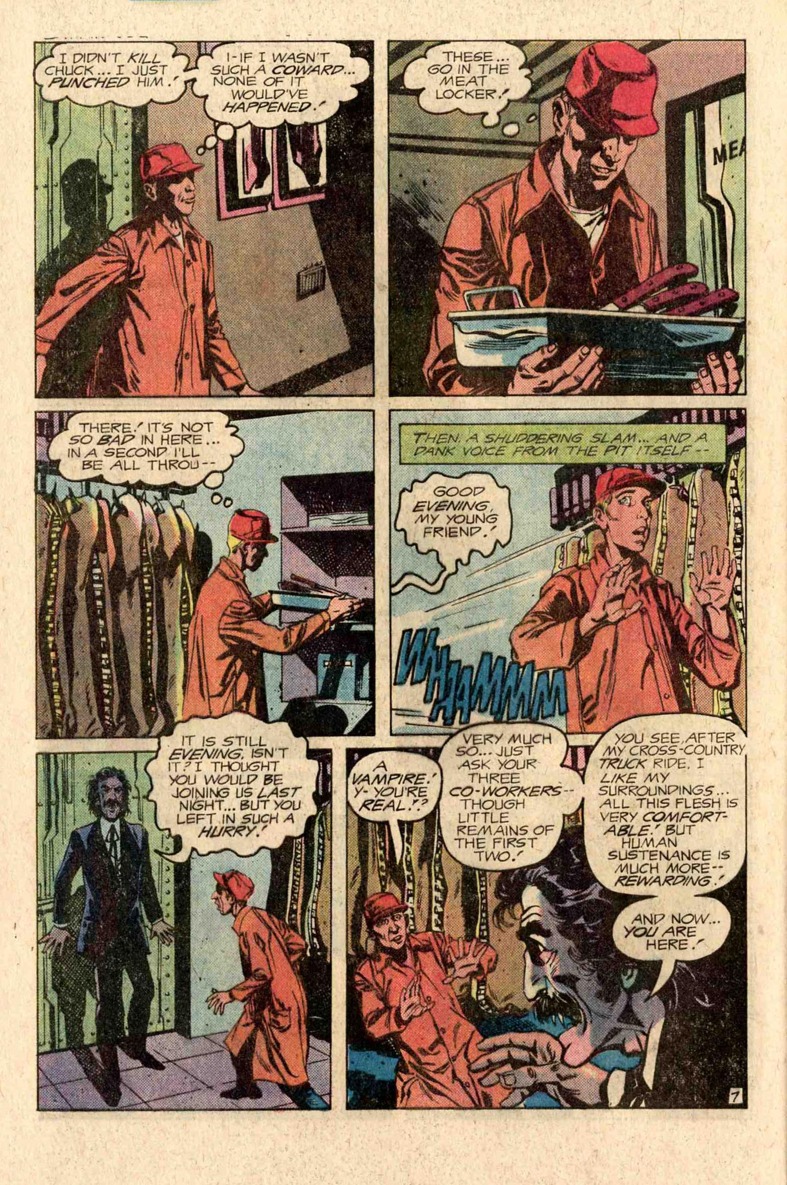 Read online Secrets of Haunted House comic -  Issue #28 - 32