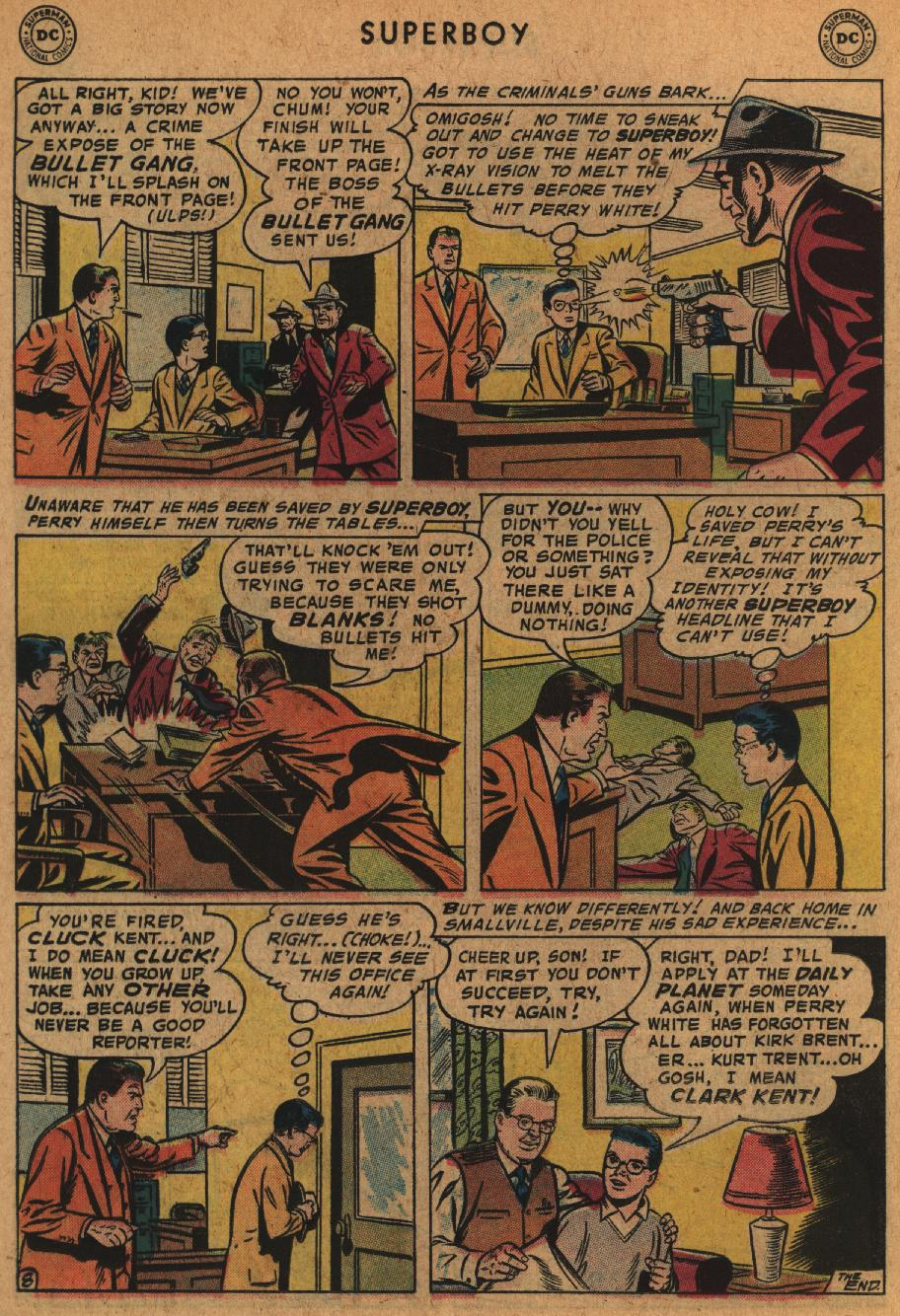 Superboy (1949) issue 63 - Page 18