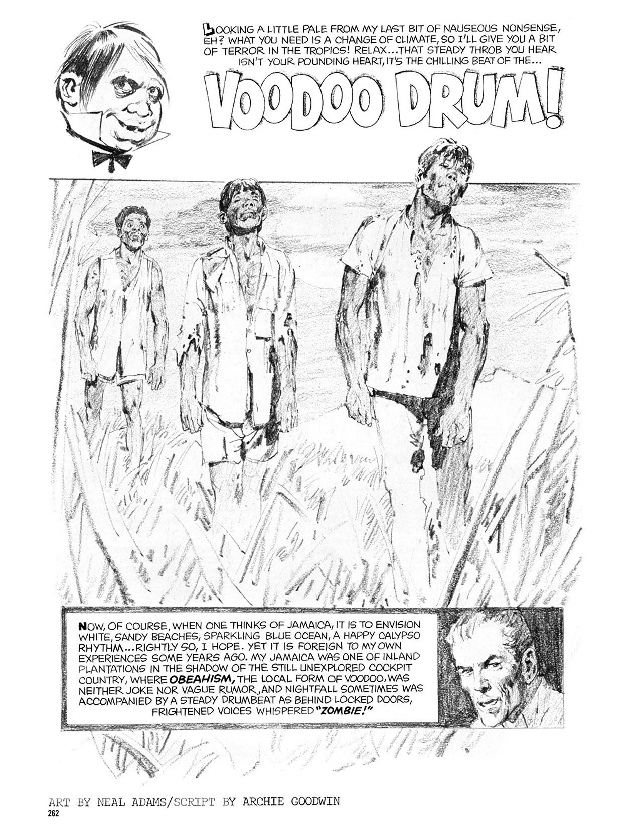 Read online Eerie Archives comic -  Issue # TPB 2 - 263