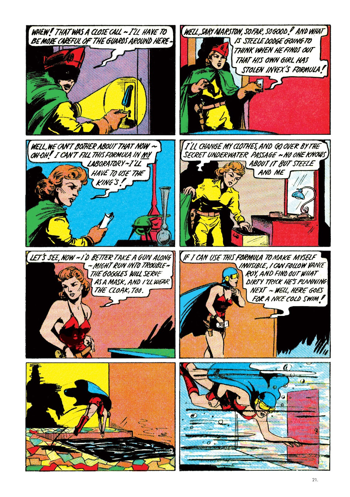 Read online The Bill Everett Archives comic -  Issue # TPB 2 (Part 1) - 22