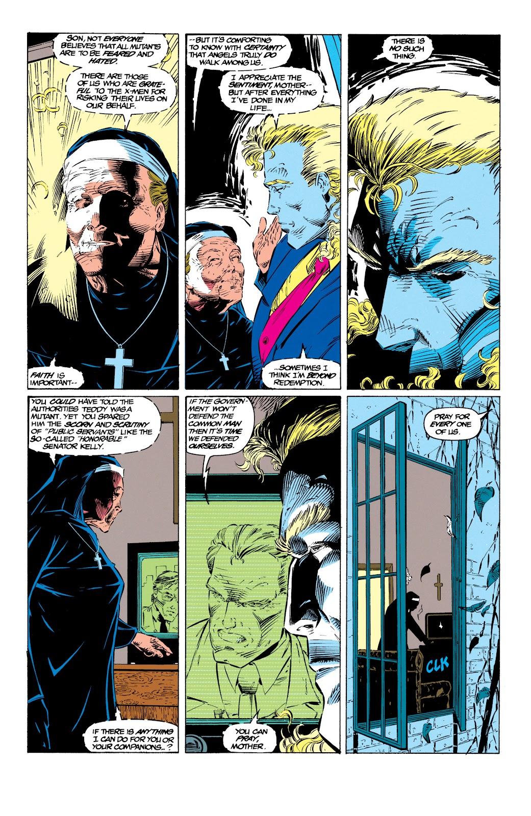 Uncanny X-Men (1963) issue 299 - Page 8