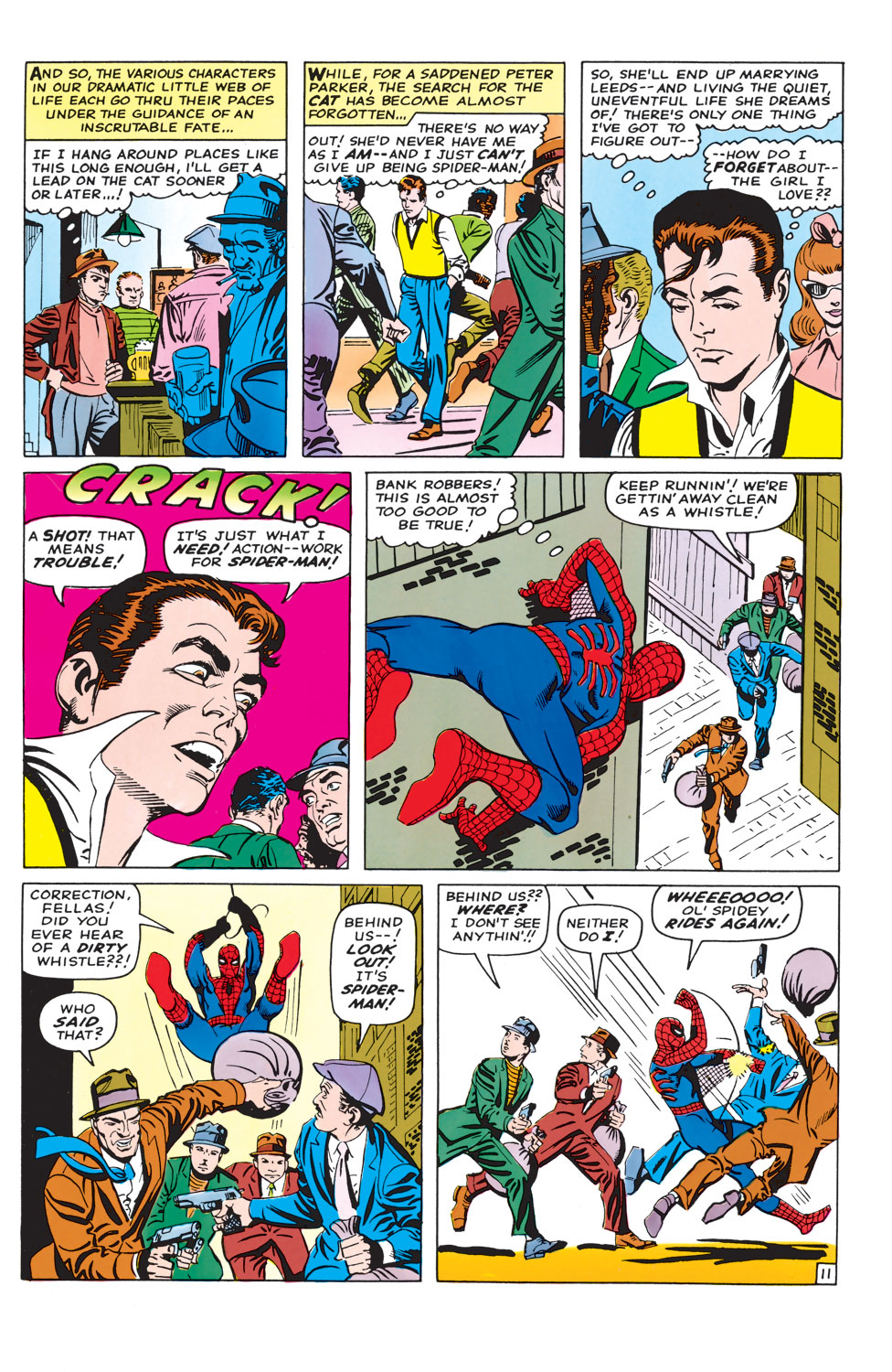 The Amazing Spider-Man (1963) 30 Page 11