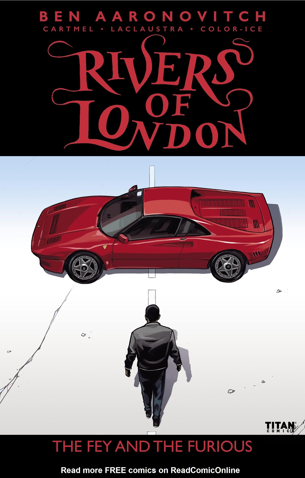 Rivers of London: The Fey and The Furious issue 2 - Page 1