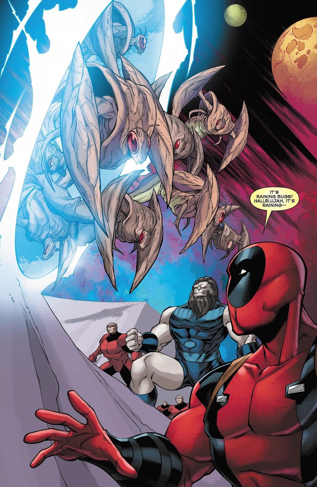 Read online Spider-Man/Deadpool comic -  Issue #45 - 16