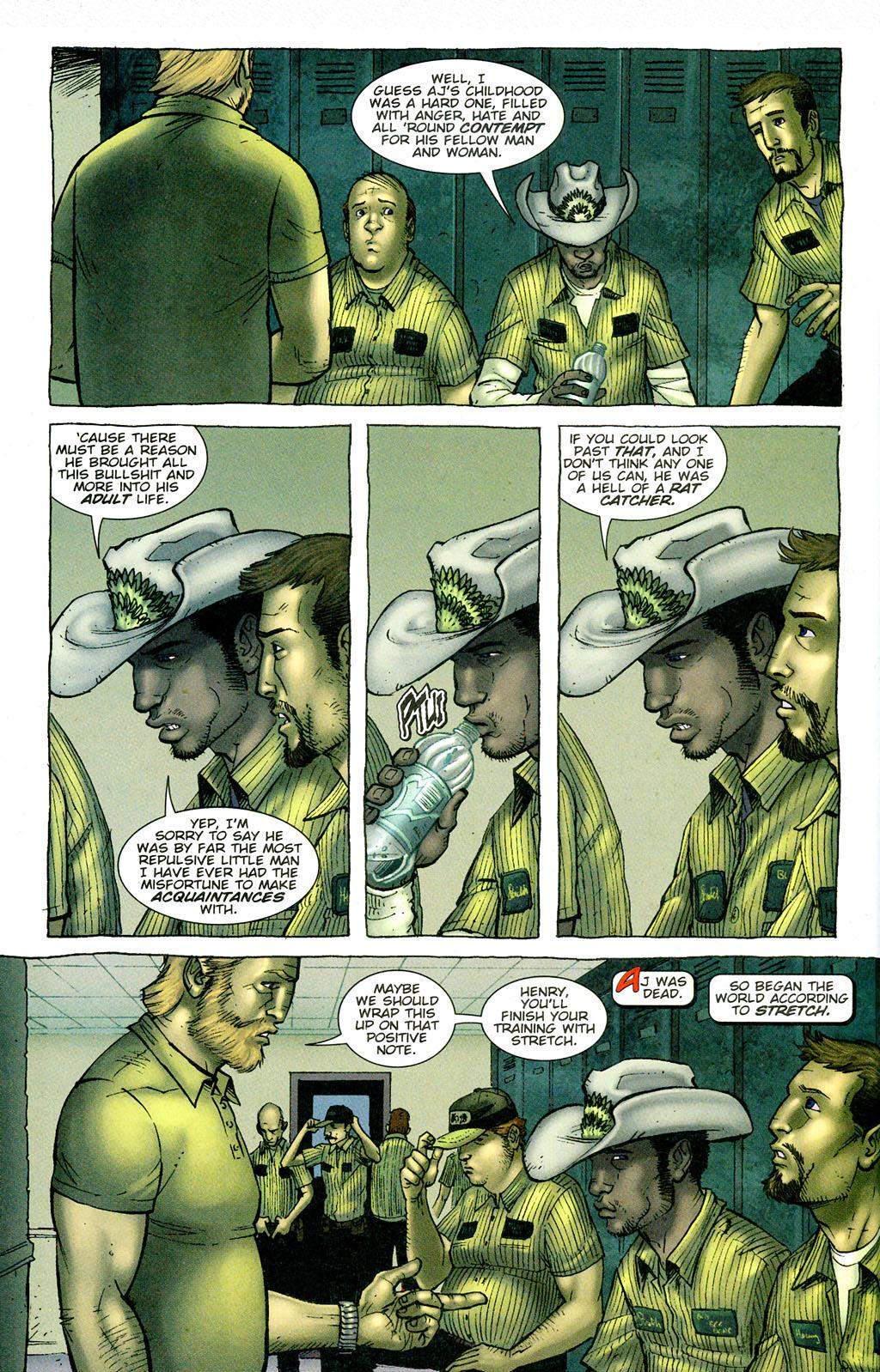 Read online The Exterminators comic -  Issue #3 - 5