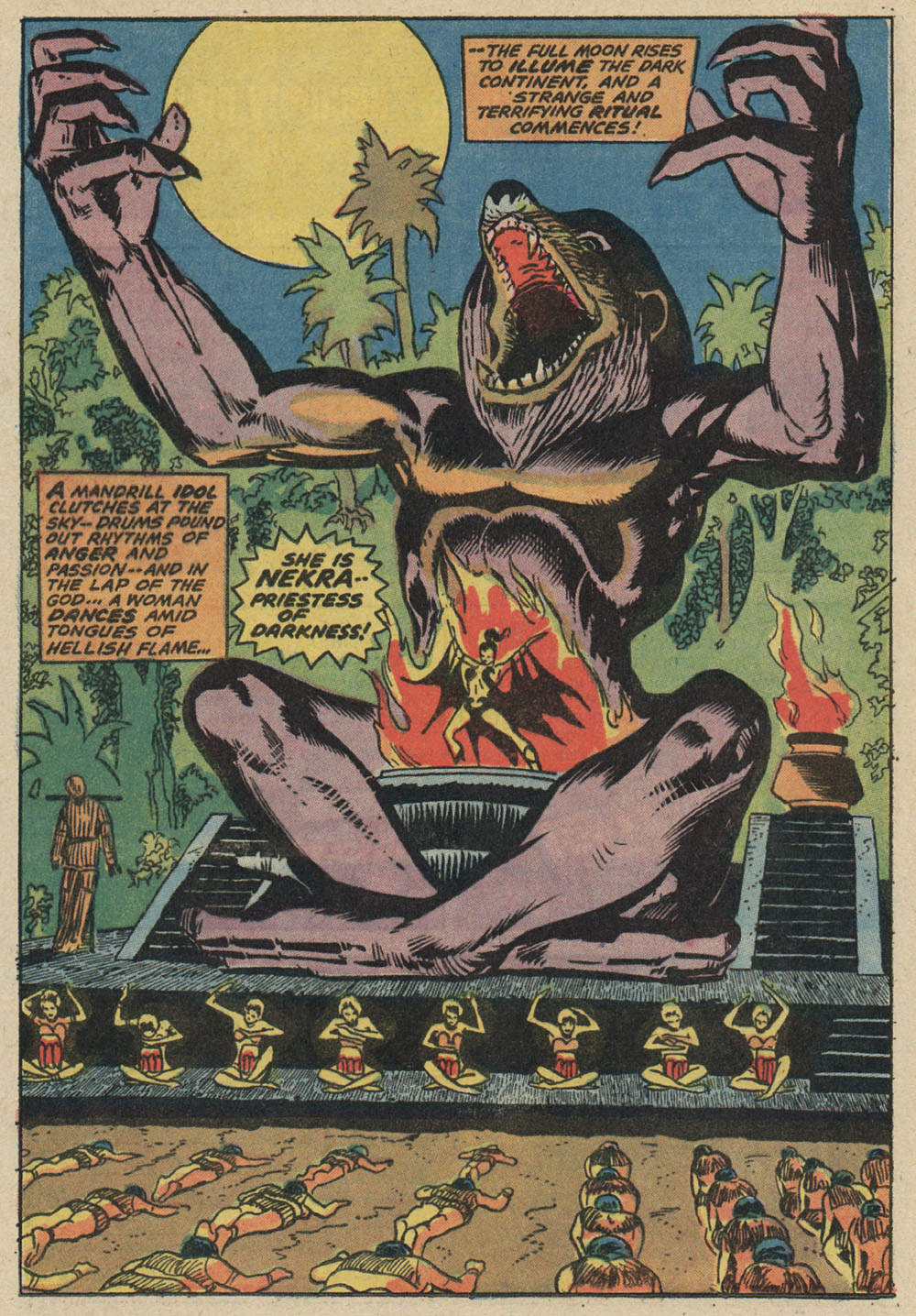 Read online Shanna, the She-Devil (1972) comic -  Issue #5 - 11