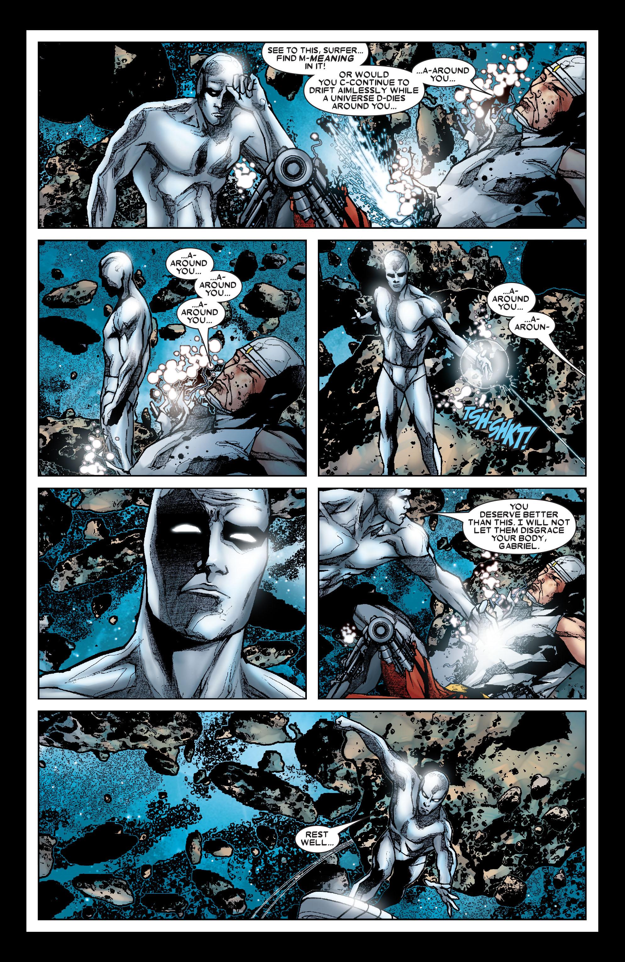 Read online Annihilation: Silver Surfer comic -  Issue #1 - 15