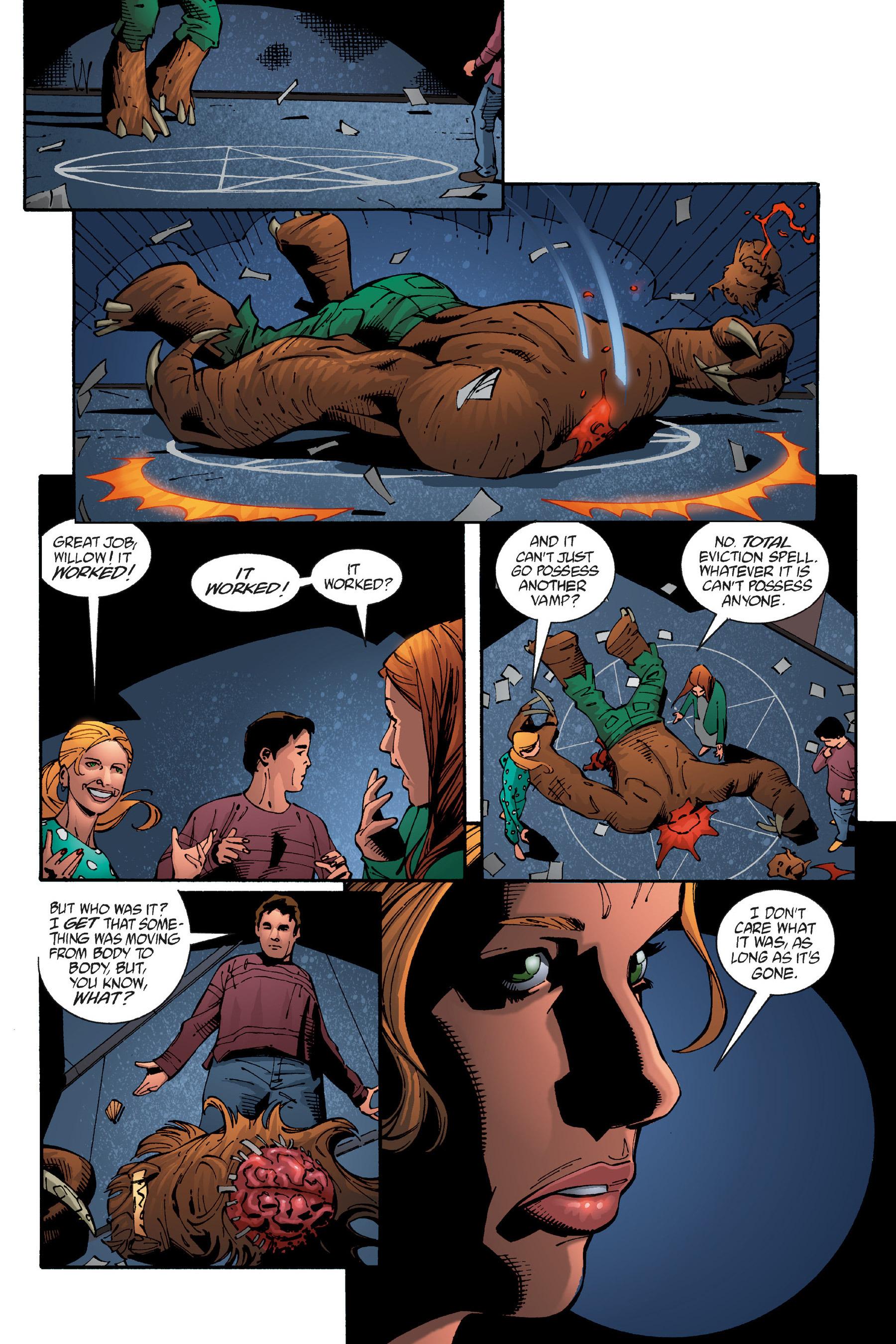 Read online Buffy the Vampire Slayer: Omnibus comic -  Issue # TPB 5 - 95