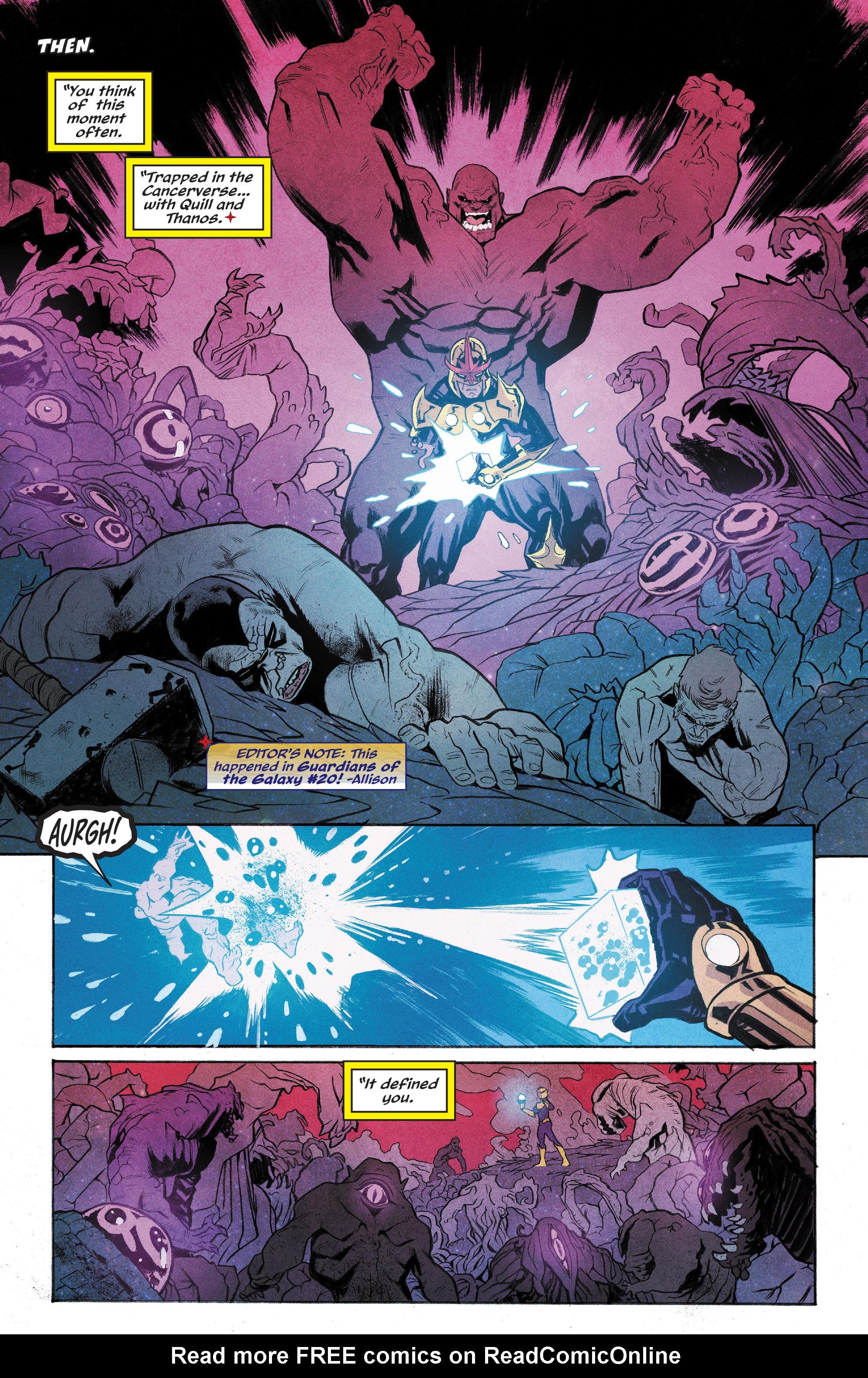 Read online Nova (2017) comic -  Issue #6 - 4