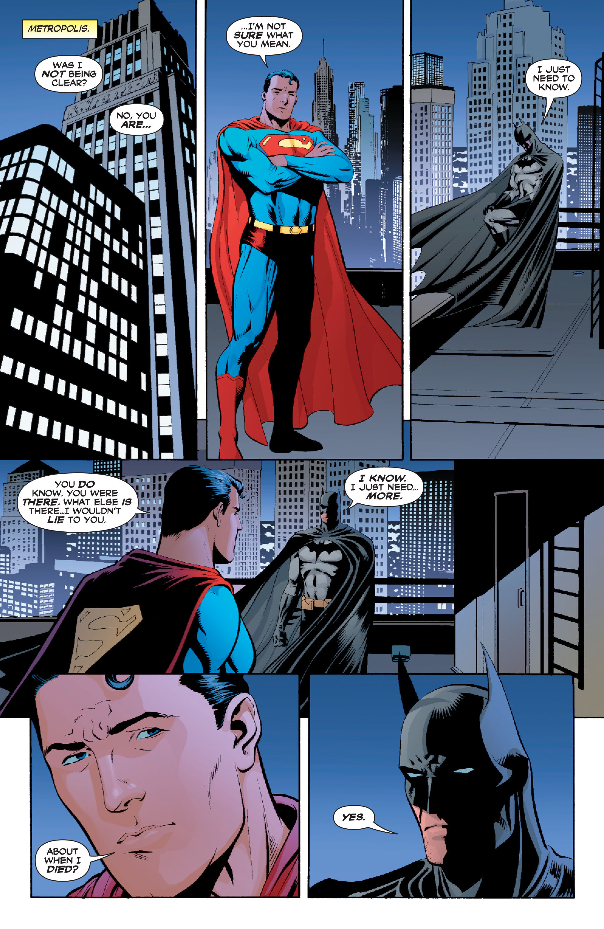 Read online Batman: Under The Red Hood comic -  Issue # Full - 142
