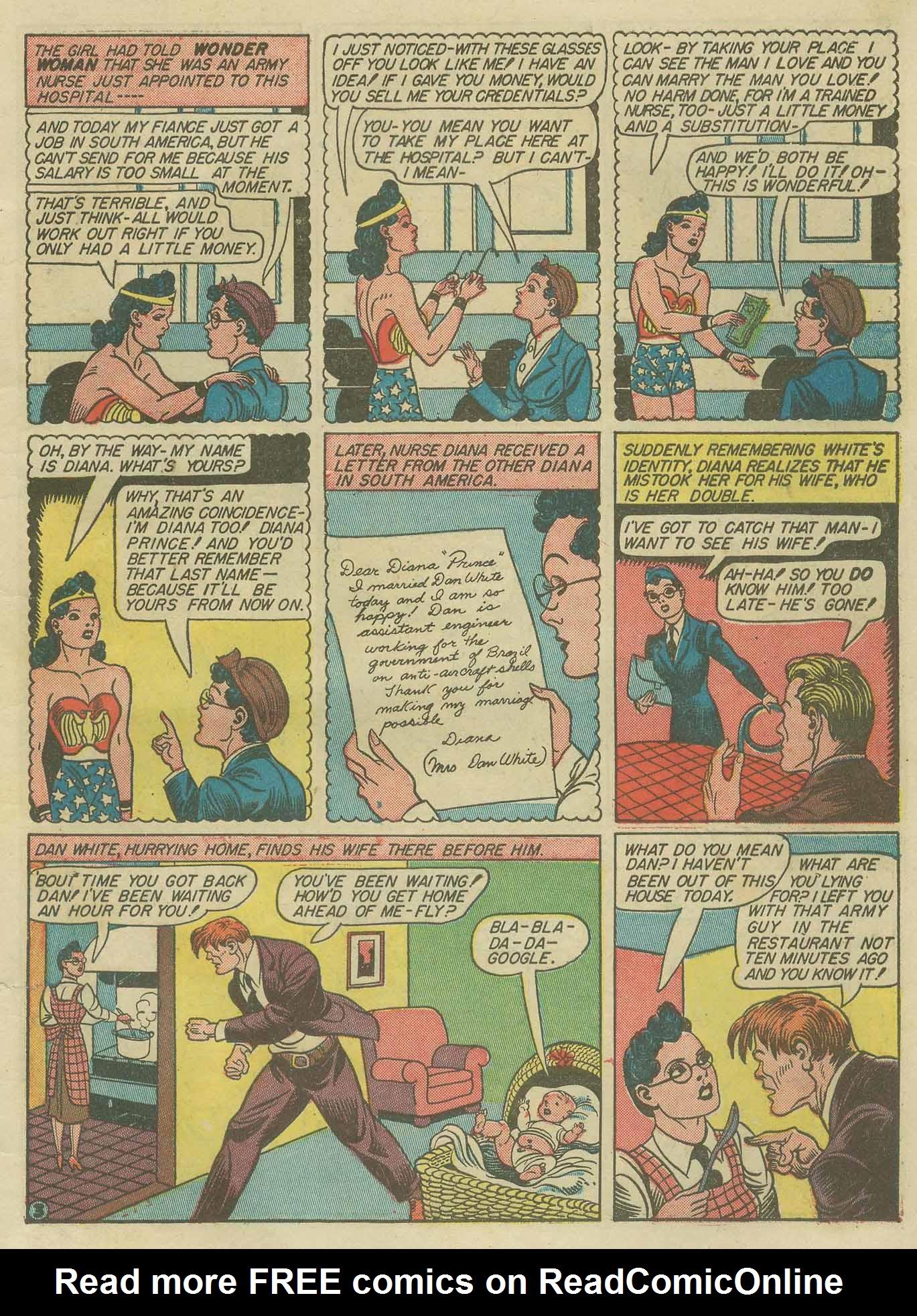 Read online Sensation (Mystery) Comics comic -  Issue #9 - 5
