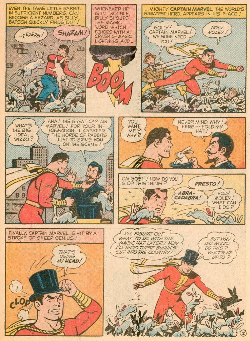 Read online Shazam! (1973) comic -  Issue #2 - 21