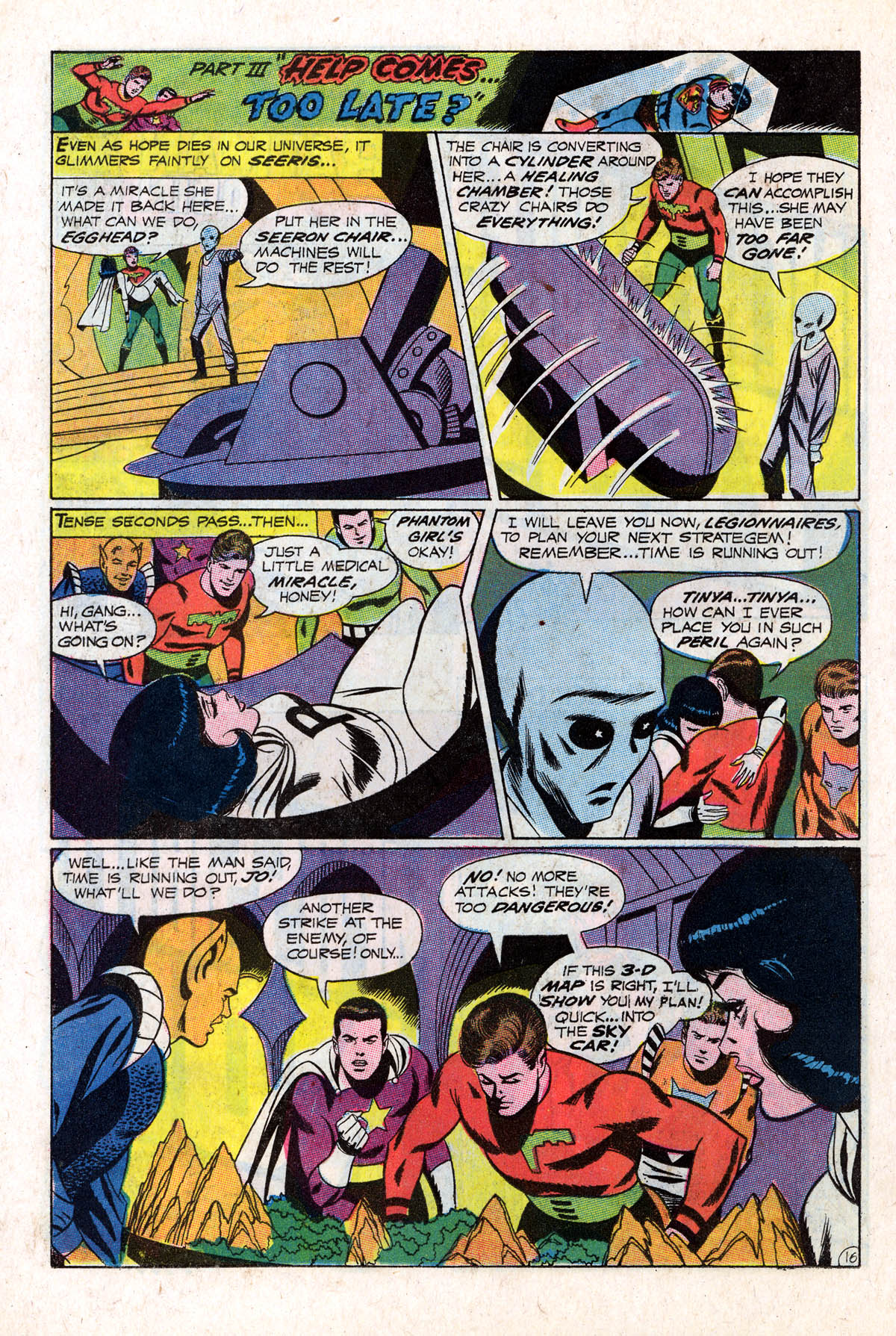 Read online Adventure Comics (1938) comic -  Issue #379 - 22