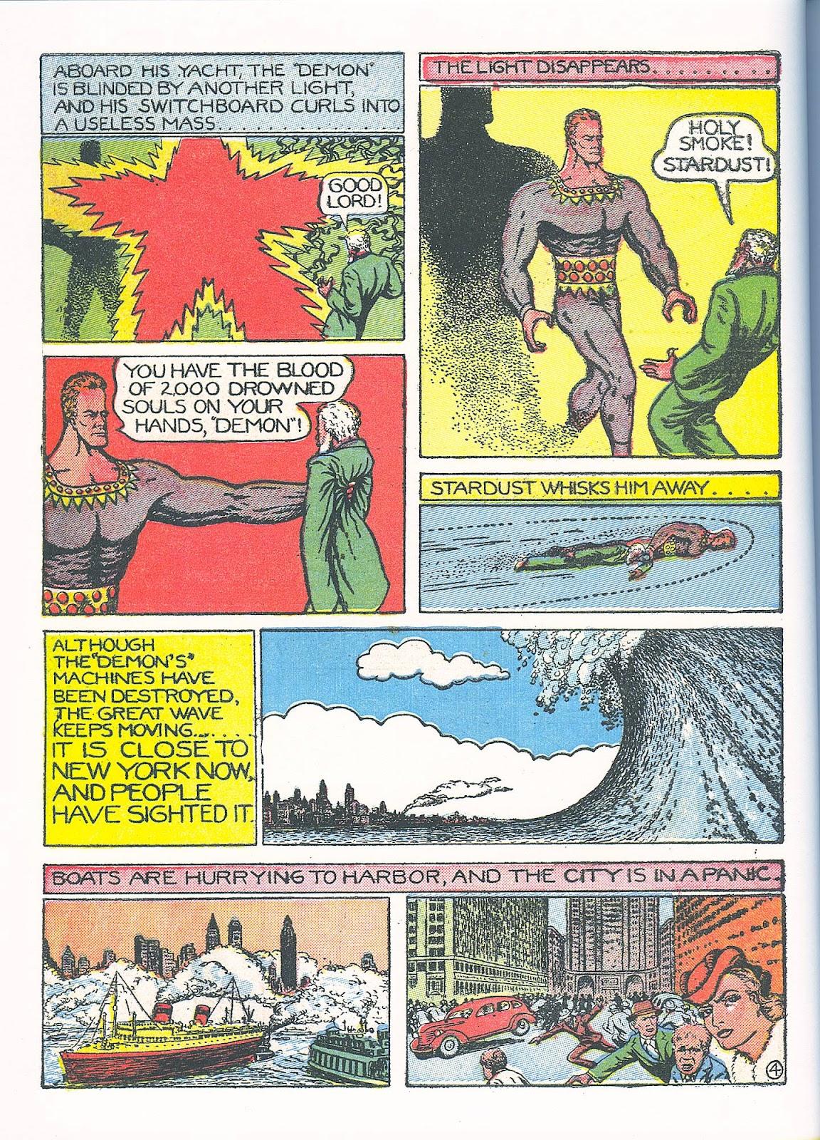 Read online Fantastic Comics comic -  Issue #3 - 57