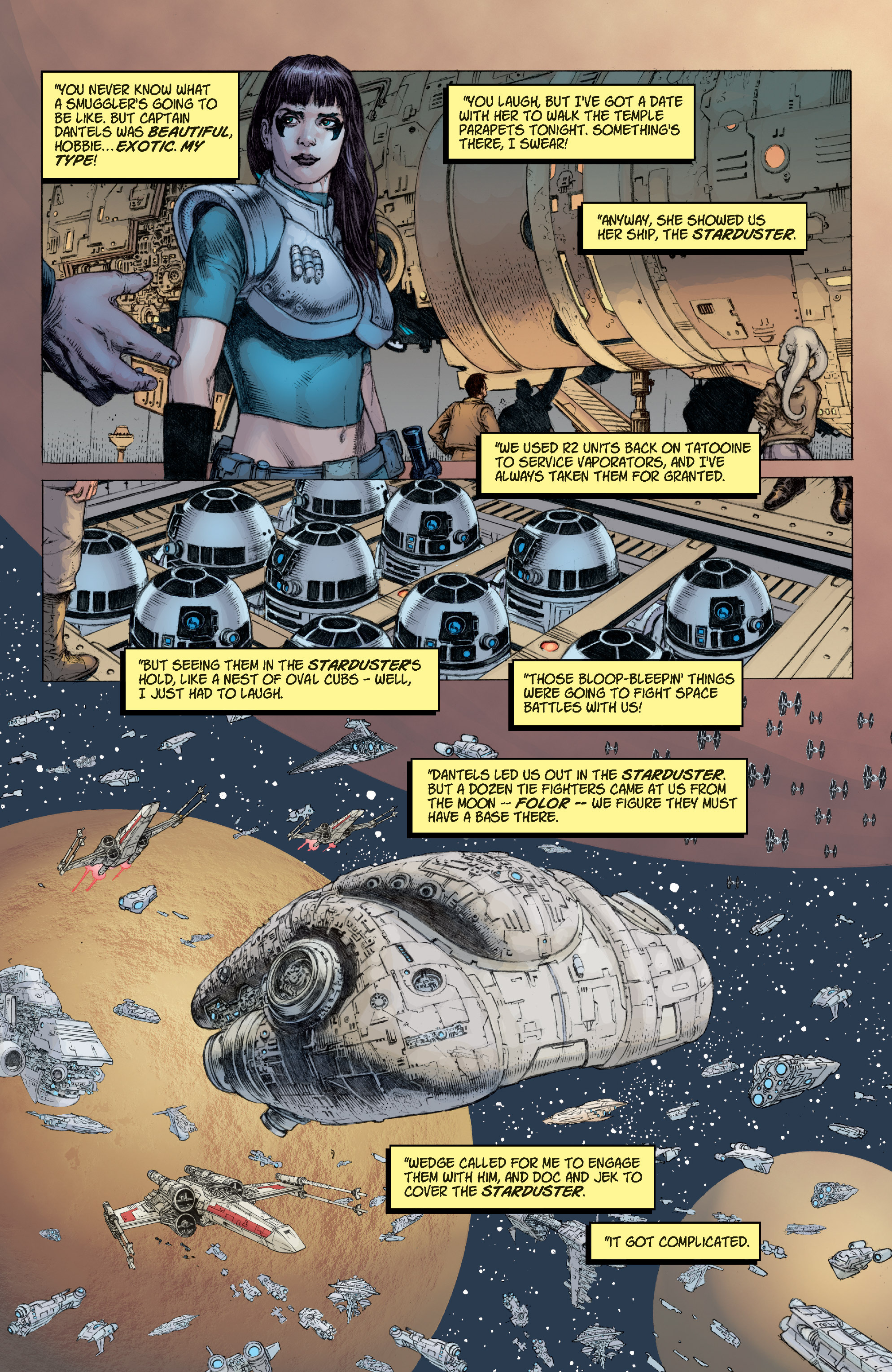 Read online Star Wars Omnibus comic -  Issue # Vol. 22 - 84