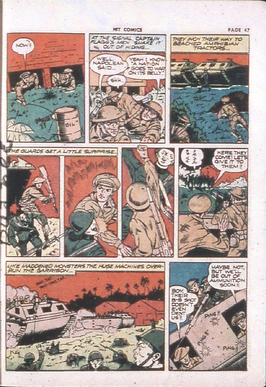 Read online Hit Comics comic -  Issue #24 - 49