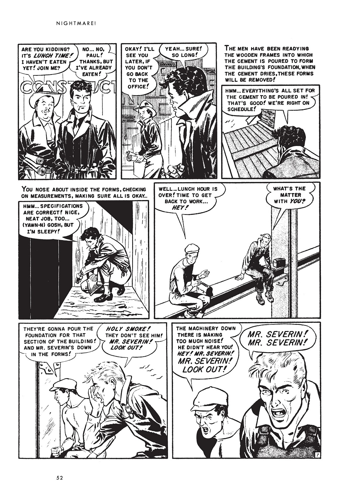 Read online Voodoo Vengeance and Other Stories comic -  Issue # TPB (Part 1) - 69