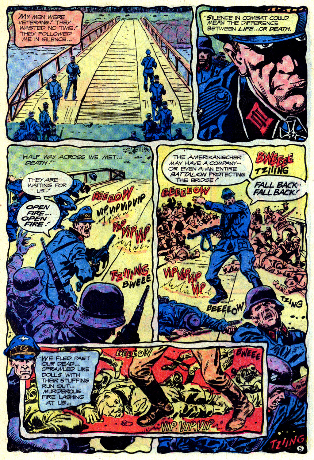 Read online Sgt. Rock comic -  Issue #337 - 5
