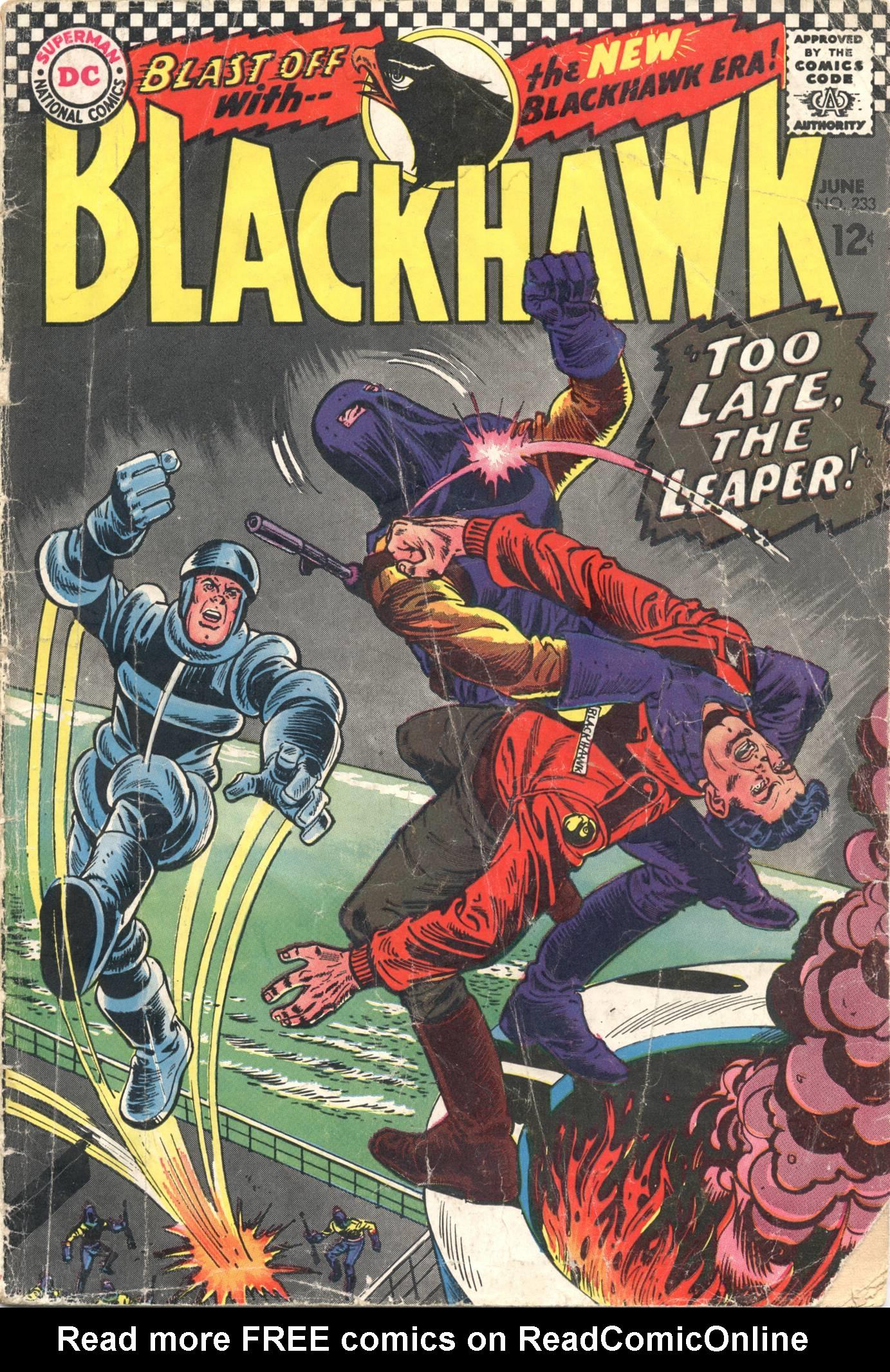 Blackhawk (1957) 233 Page 1