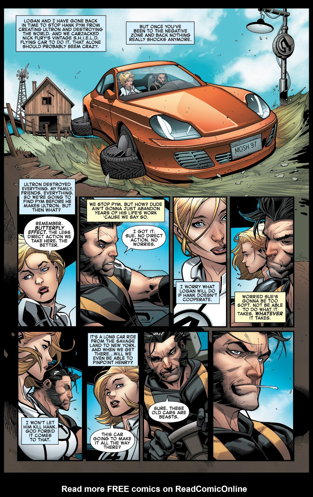Read online Age of Ultron Companion comic -  Issue # TPB (Part 2) - 18