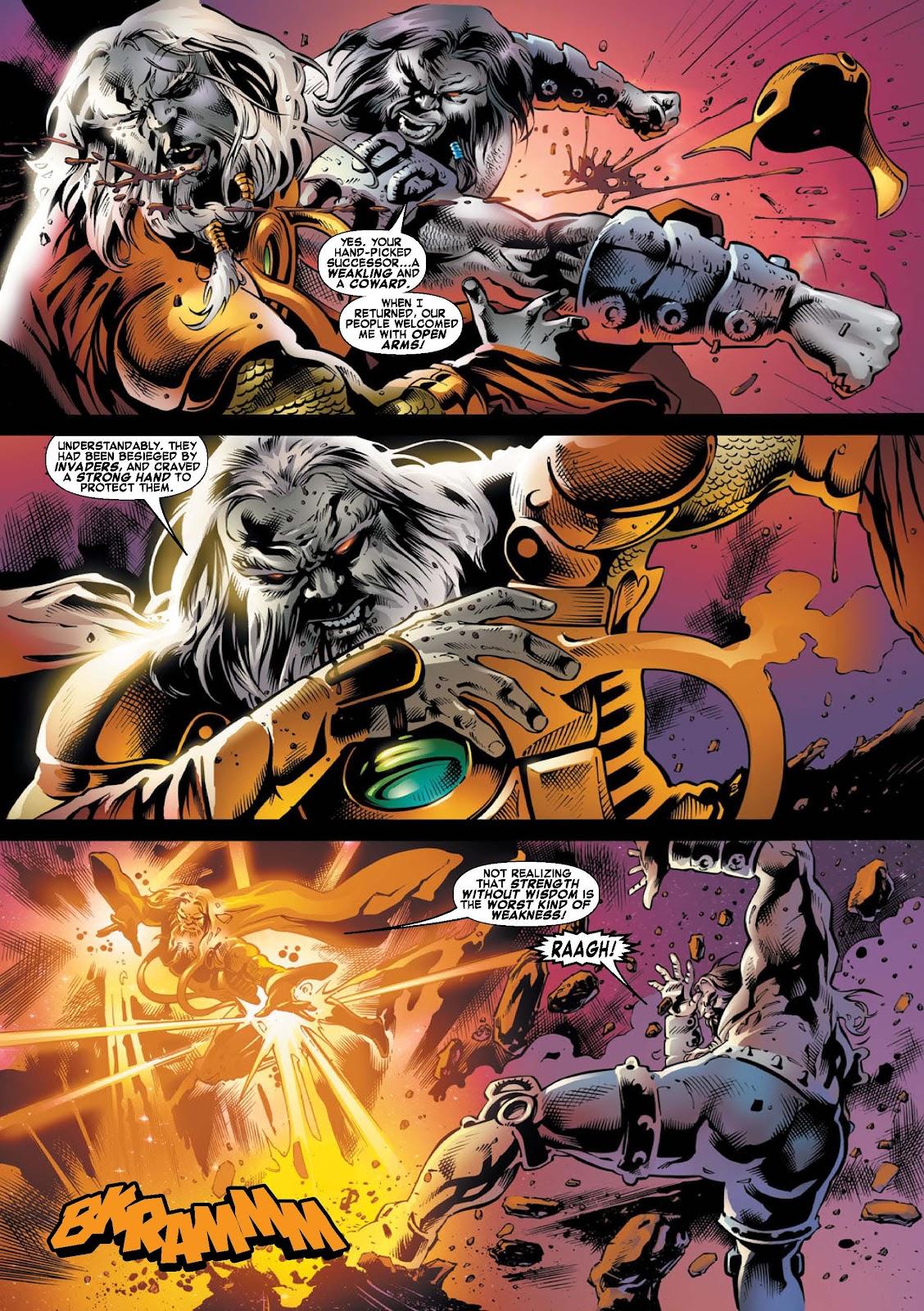 War of Kings: Warriors - Blastaar Issue #2 #2 - English 5