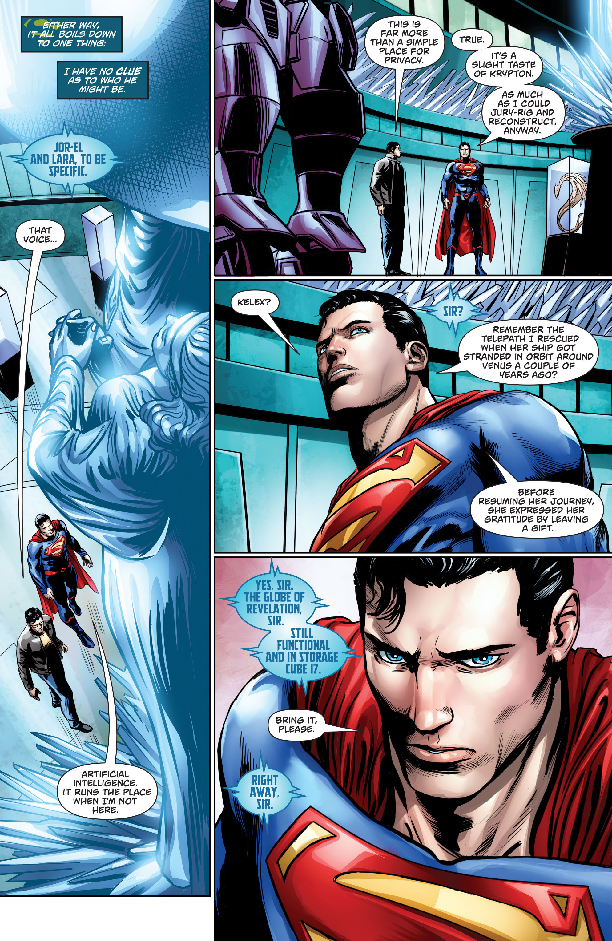 Read online Action Comics (2016) comic -  Issue #964 - 7