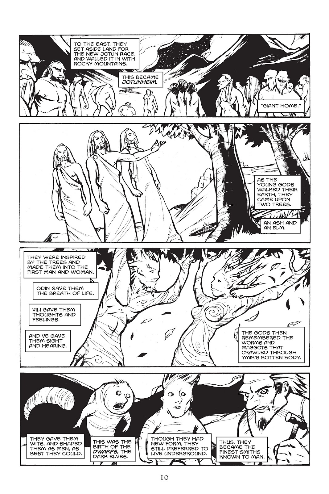 Read online Gods of Asgard comic -  Issue # TPB (Part 1) - 11